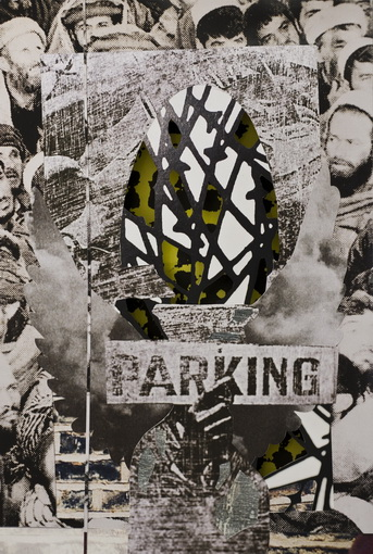 Henny Overbeek | Parking, 2010