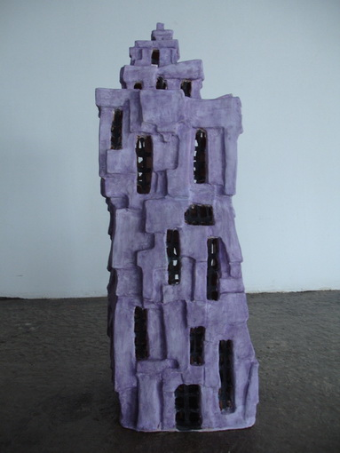Villiers de Adriaan | Purple house, 2012