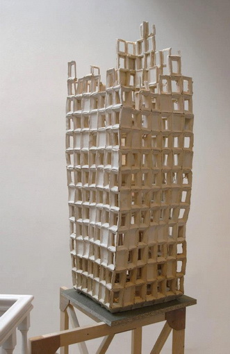 Tilmann Meyer-Faje | Big Building, 2013