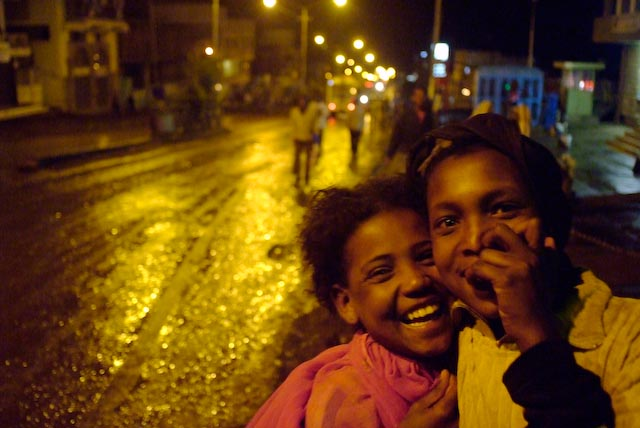 Michael Tsegaye | North Road | # 1, 2007